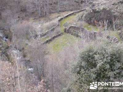 Cascadas del Aljibe;lugares de montaña;definicion senderismo;senderos interpretativos